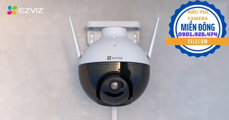 Camera ip wifi ezviz c8c